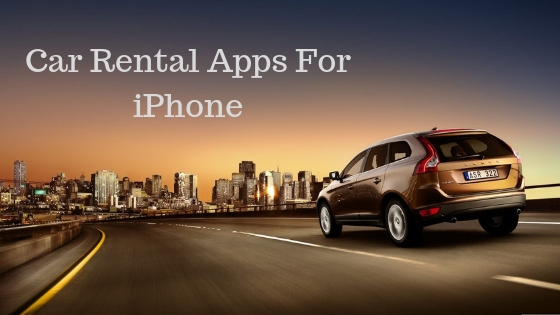 Car Rental Apps For iPhone