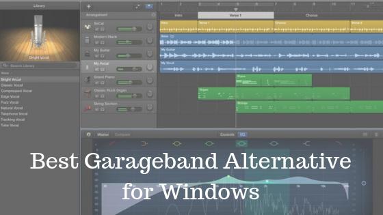 8 Best Garageband Alternative for Windows [UPDATED] 2019