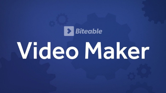 Biteable Youtube Intro Maker