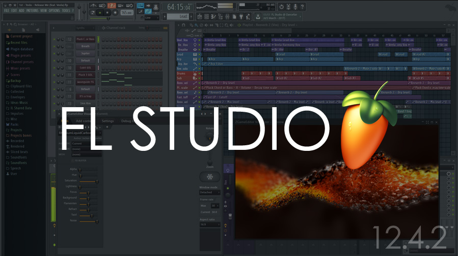 FL STUDIO best garageband alternative for windows 10