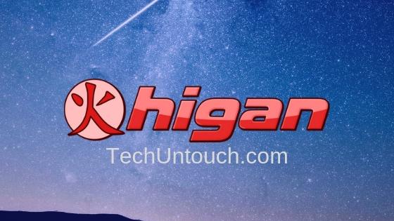 HiganGBA Emulator For PC