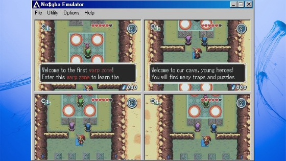No$GBA Emulator - Best GBA Emulator for PC