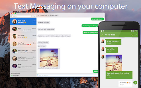"Use ""SMS for iMessage"" (iChat) to send iMessage from android"