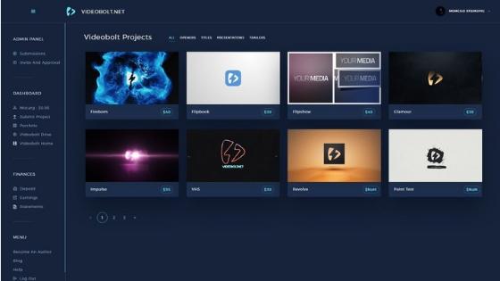 Videobolt best intro maker software
