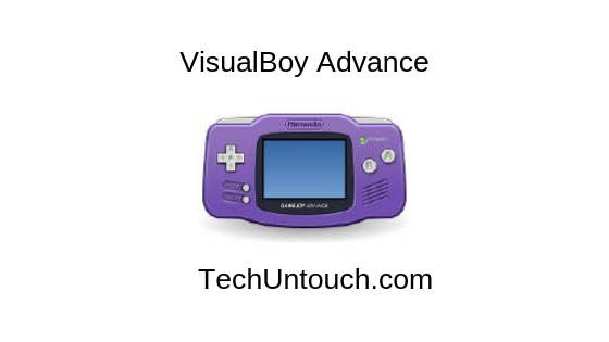 VisualBoy Advance - Gameboy Advance Emulator