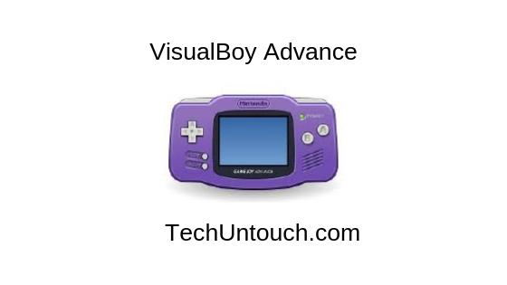 VisualBoy Advance- Gameboy Advance Emulator
