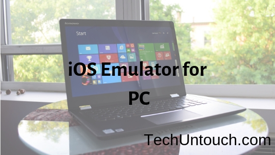 iOS Emulator for PC