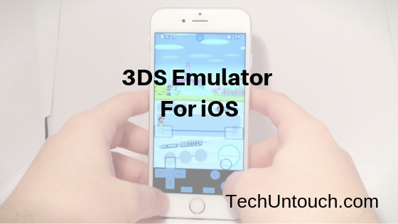 3DS Emulator For iOS