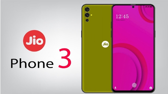 Jio Phone 3 Registration