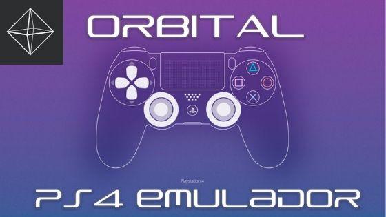 Orbital PS4 Emulator