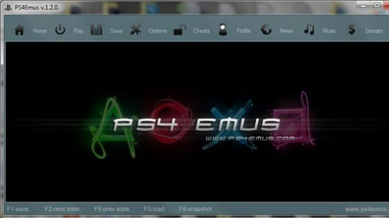 PS4Emus - PS4 Emulator