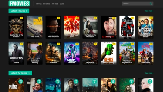 FMOVIES - Movie Streaming Websites