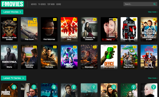 FMovies 123movies alternative