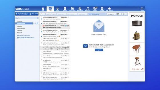 GMX - Best Fake Email Generator