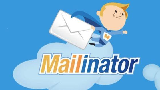 Mailinator - Disposable Email Generator