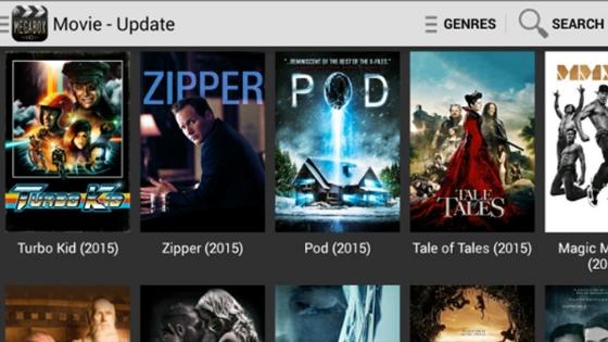 MegaBox HD - Online Movie Streaming Sites