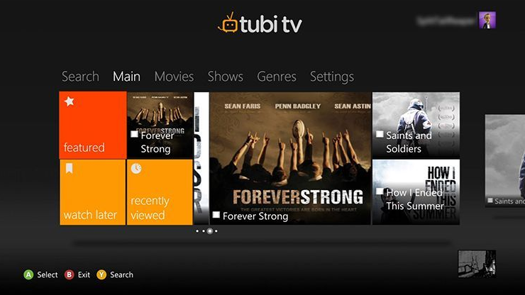 Tubi watch tv shows online free