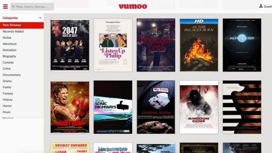 Vumoo - Movie Streaming sites