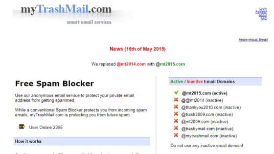 10 Best Fake Email Generator Sites (Get a Free Online Temp