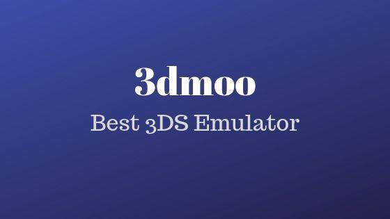 3dmoo - Best 3DS Emulator
