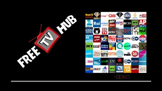 FreeTVHub - Free Live TV Streaming Website