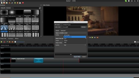 OpenShot - Free Video Editor Software
