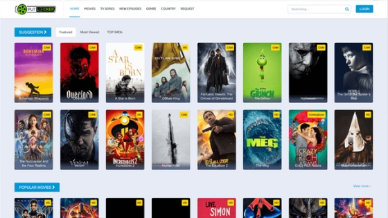 Putlocker - free unblocked movie site