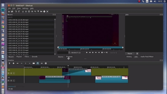 Shotcut Free Video Editor Software
