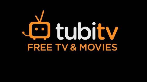 Tubi TV - live TV streaming sites