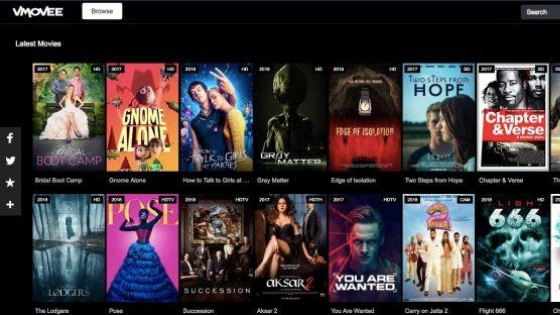 VMovee - free unblocked movie site