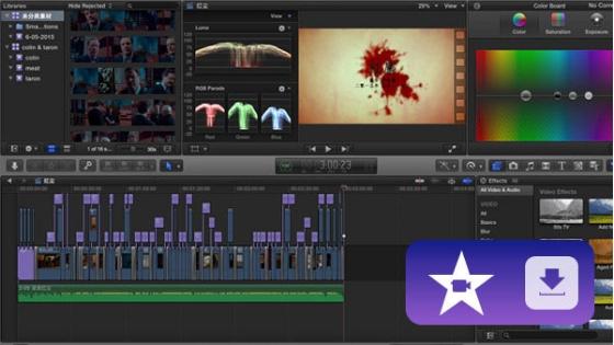 iMovie - Free Video Editor Software