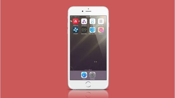 iOSEmus - iOS emulator for Android