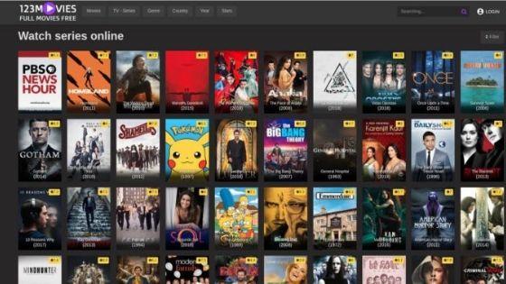 123Movies - Top Free Movie Streaming Website