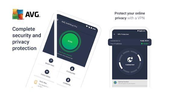 AVG Best Antivirus for Android Phone