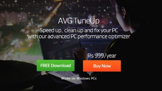 AVG PC TuneUp Best PC Cleaning Tool