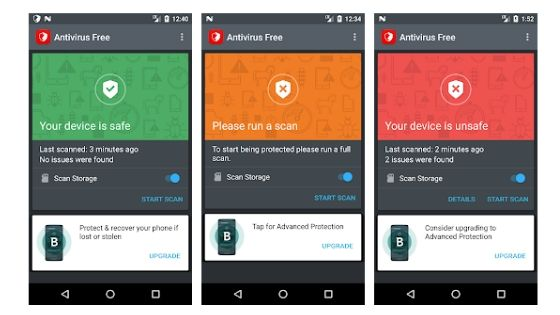 Bitdefender Best Antivirus for Android