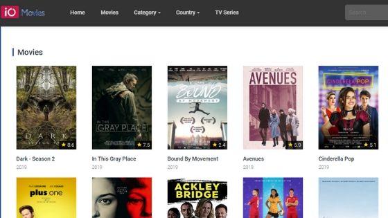 IOMovies - Best Free Movie Streaming Sites