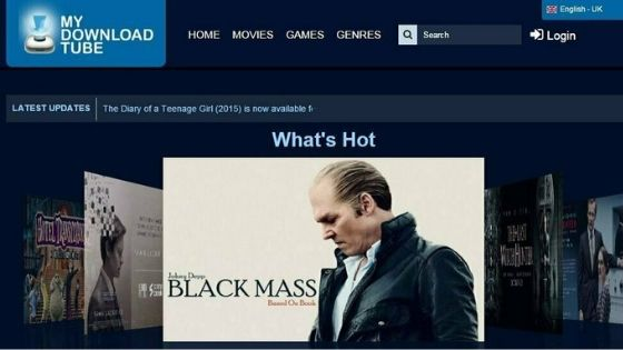 My Download Tube - Latest Movie Streaming Sites Free