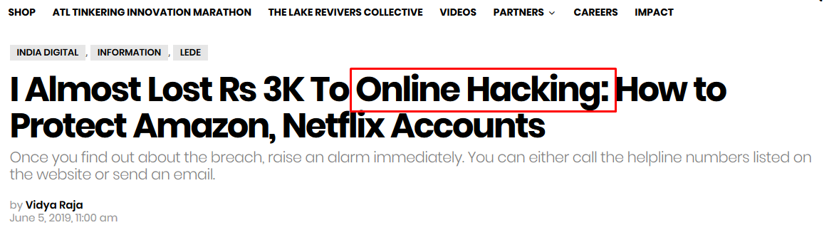 Free Netflix Accounts & Passwords 2019 [100% Working & Daily Updated