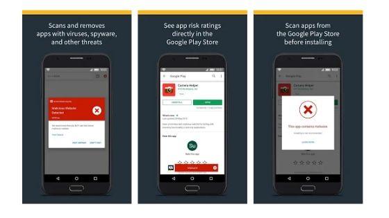Norton Free Android Antivirus App