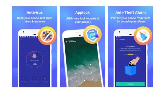 Security Master Best Android Antivirus App