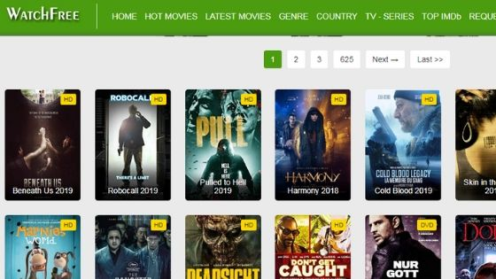 Watchfree - Best Movie Streaming Sites
