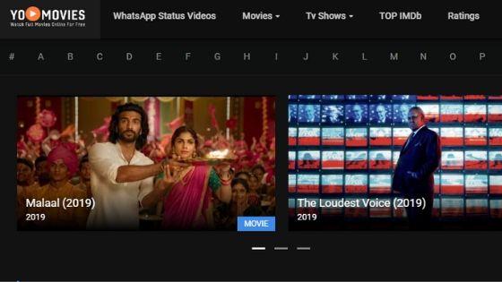 YesMovies2 - Movie Watching Online
