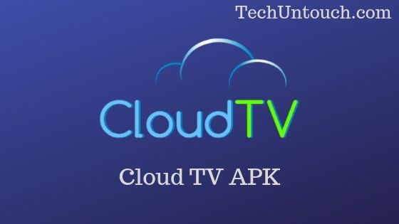 Cloud TV APK