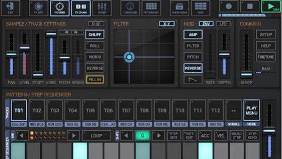G-Stomper Studio - Garageband for Android