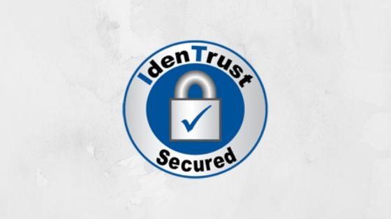 IdenTrust SSL Certificate