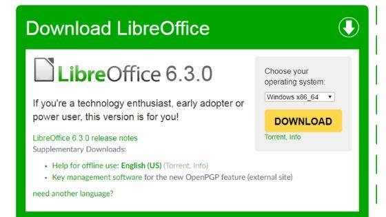 LibreOffice Draw - Free PDF Editor Software