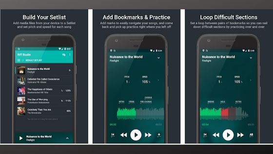Riff Studio - Garageband for Android