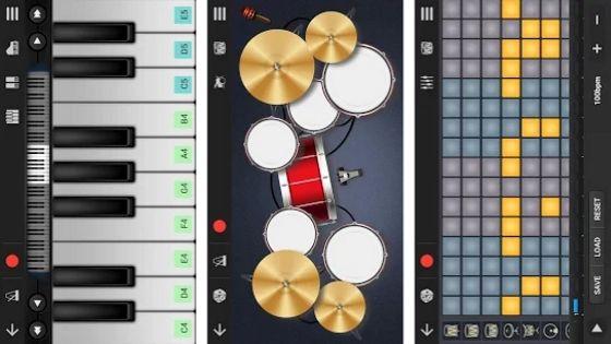 Walk Band Studio - Garageband for Android