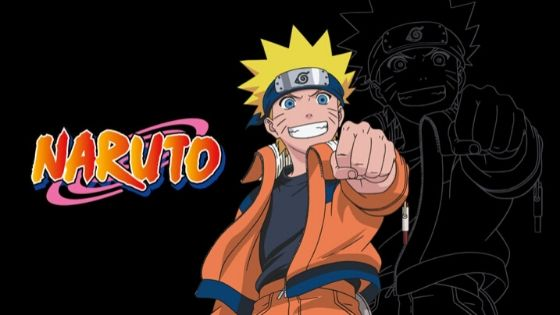 Naruto Japanese famous cartoon character